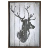 Wood Wall Art - Deer