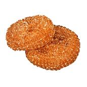 Copper Scouring Pad - Pack/2