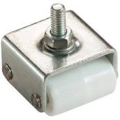 Roulette double à tige pour électroménager, 254 lb, 7/8