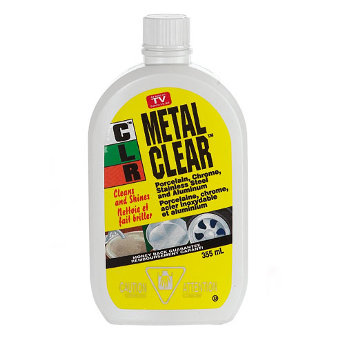 CLR Metal Clear Cleaner - 355 mL