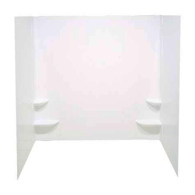 "technoform ""europa"" bathtub wall eub-800 | rona"