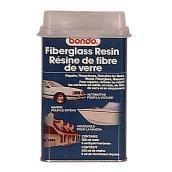Résine de fibre de verre 413 ml