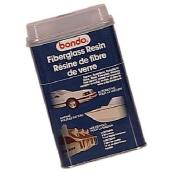Bondo Fiberglass Resin - 852 ml