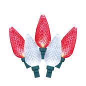 Red/White Light Set - 90 LED C9
