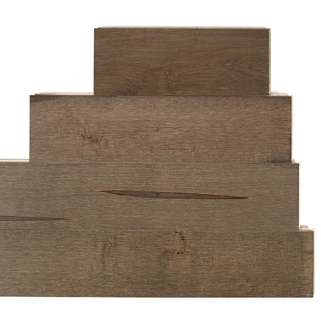 "Pre-Oiled Hardwood Flooring - 3/4"" x 5 1/4"" - Habano"
