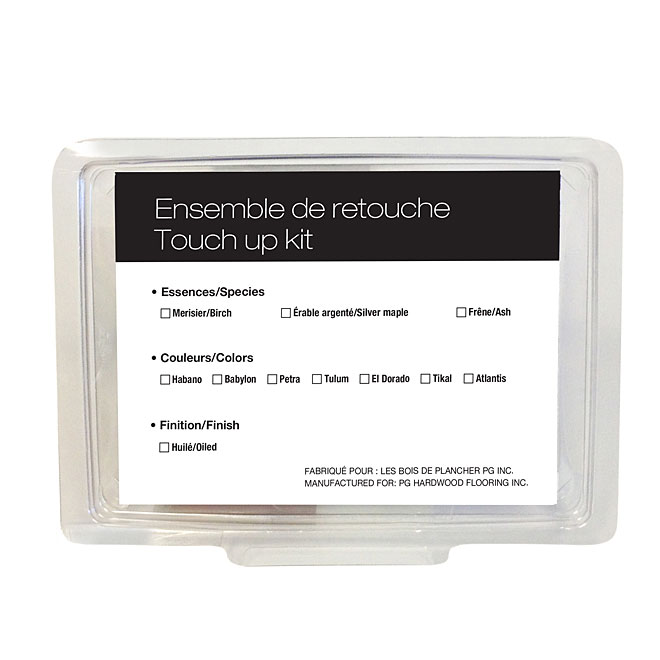 Touch Up Kit for Pre-Oiled Flooring - El Dorado