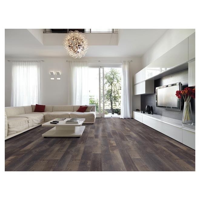 Origine Accent Pre-Oiled Hardwood Flooring - 3/4-in x 5 1/4-in - Atacama