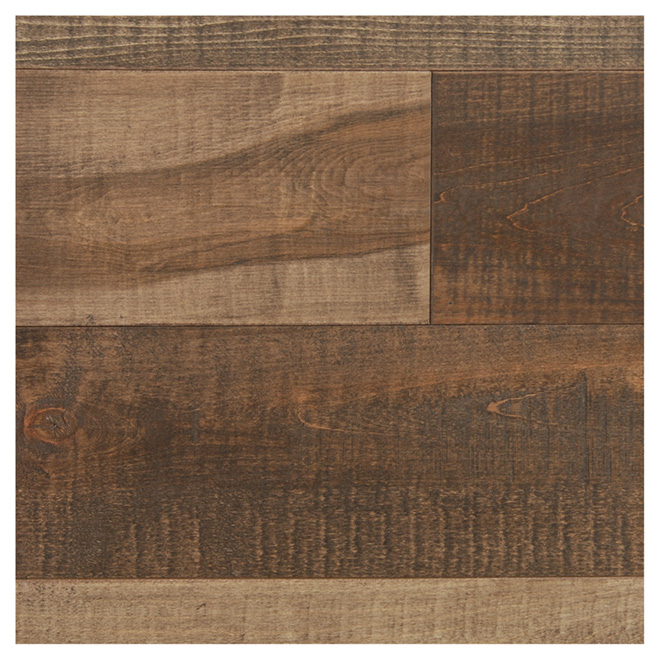 "Pre-Oiled Hardwood Flooring - 3/4"" x 5 1/4"" - Larzac"