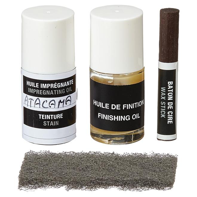 Touch Up Kit for Pre-Oiled Flooring - Atacama