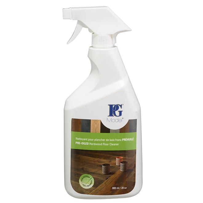 Floor Cleaner - Pre-Oiled Hardwood - 800 mL