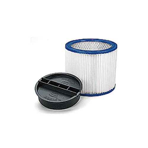 Filtre à cartouche HEPA de Shop-Vac, pour aspirateurs secs et humides, modèle 903-40, papier