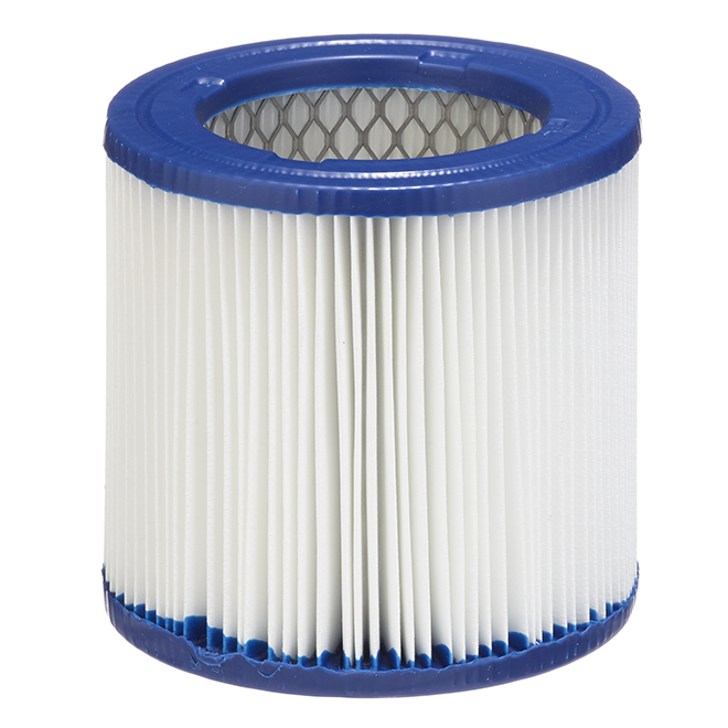 Cartridge Filter for Dry Pick-Up