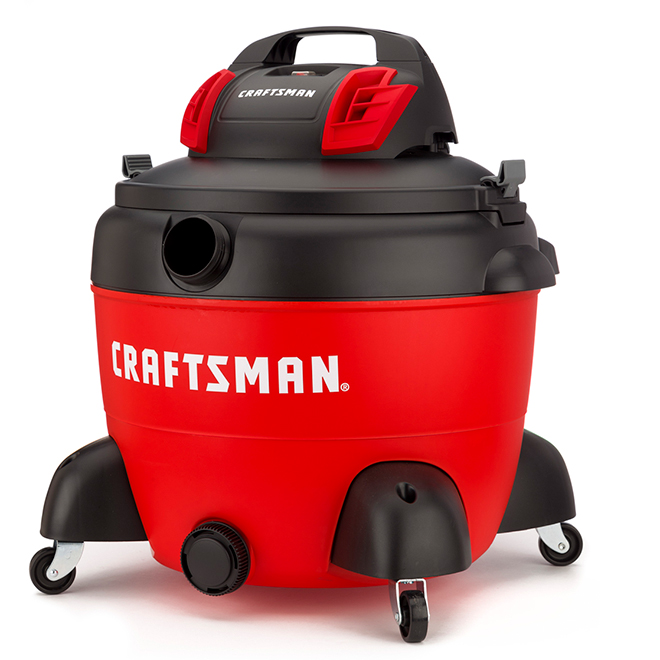 CRAFTSMAN Wet Dry 6 Gallon Gal Vacuum Hand Carry Handle Great for Cars Indoors