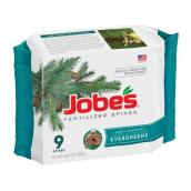 Jobe's Evergreen Fertilizer Spikes - 9/Pack