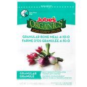 Farine d'os organique, Jobes, 2 lbs