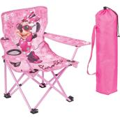 Chaise de camping «Minnie Mouse»