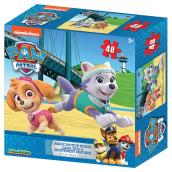 Puzzle - Paw Patrol - Magic Motion - 48 Pieces