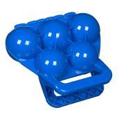 Moule boule de neige Danaware, plastique, bleu