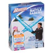 Inflatable Glitter Icicle Battle Sabre - Set of 2 - 48''