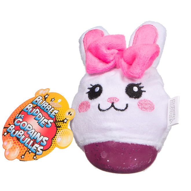 Bubble Plush - Assorted - 4 Models - 24 to 48 Months