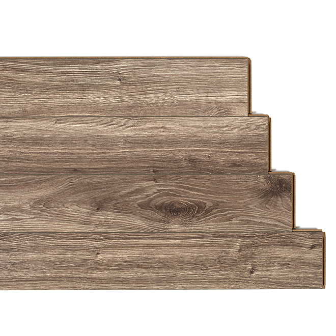 Uniboard Laminate Flooring 14mm Bleach Oak Ul000202 Rona