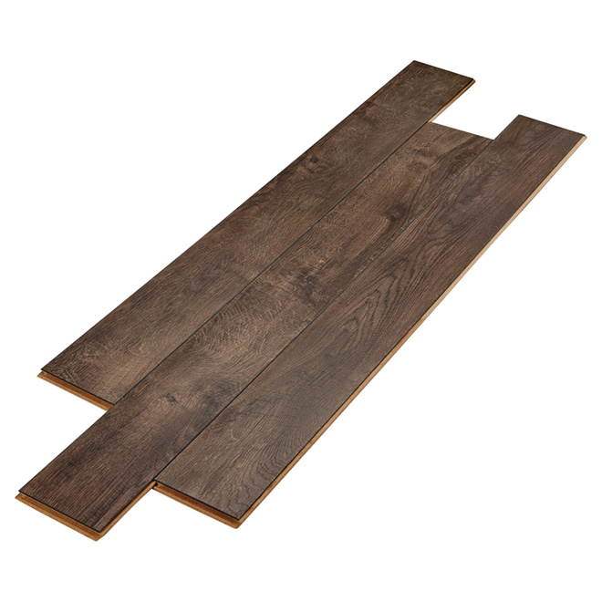 Laminate Flooring 14mm - Black Oak