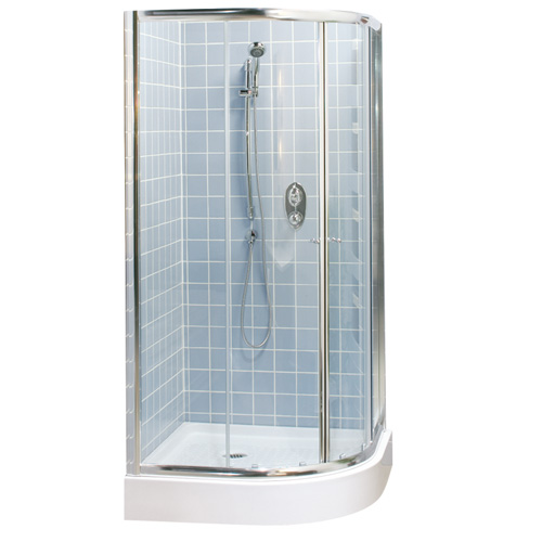 Tigris Neo-Angle Shower