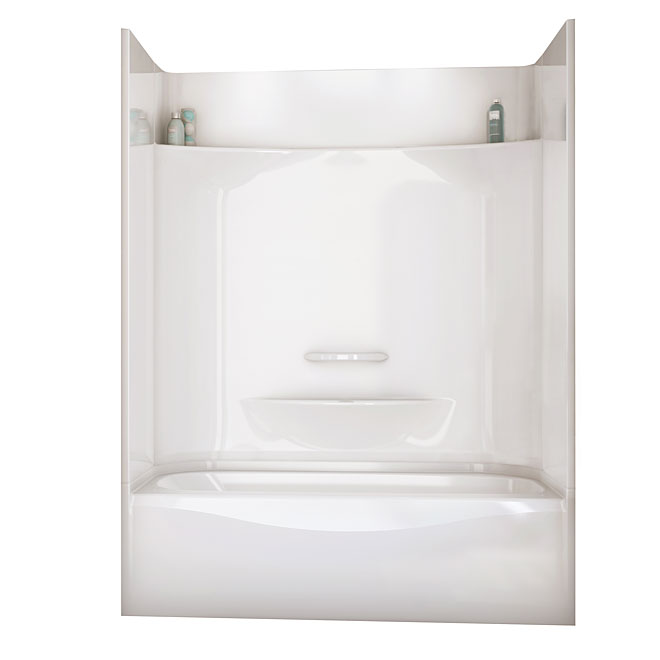 "essence"" bath-shower - righthand drain - 60"" x 30"" 148006000002295"