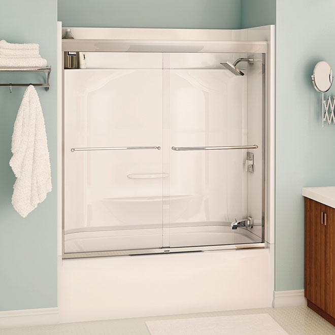 """Aura"" Bathtub-Shower Door"