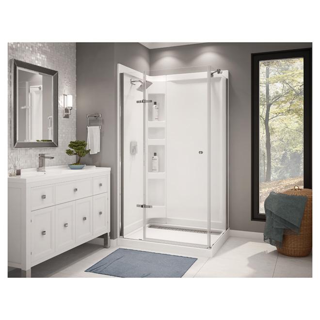 shower elegant corner stunning and kits contemporary