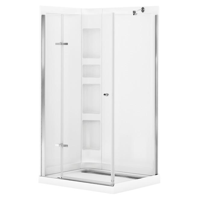 Athena Shower Wall Set