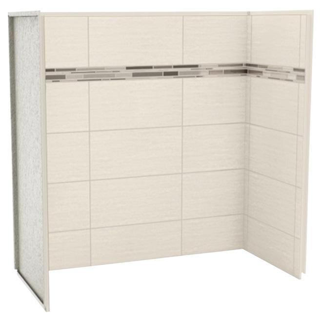 Bath-Shower Wall Panel - Origin - Greige