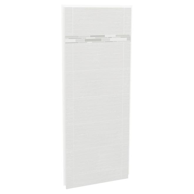 "Shower Wall - Side Panel - 32 1/2"" x 80 7/8"" - Arctik"
