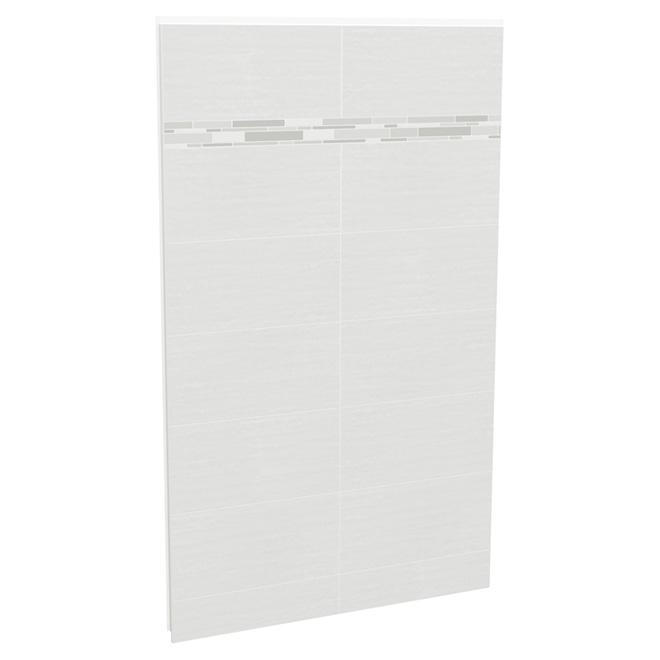 "Shower Wall - Back Panel - 48"" x 80 7/8"" - Arctik"