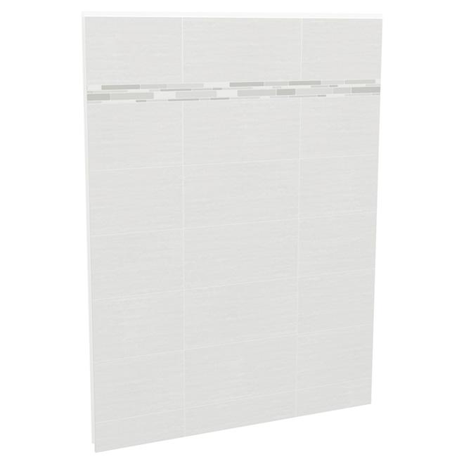 "Shower Wall - Back Panel - 60"" x 80 7/8"" - Arctik"
