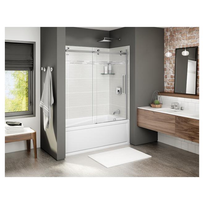 Bath-Shower Wall Panel - Origin - Arktic | RONA