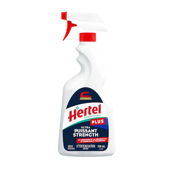 Hertel Plus Cleaner - 700 mL - Fresh Scent