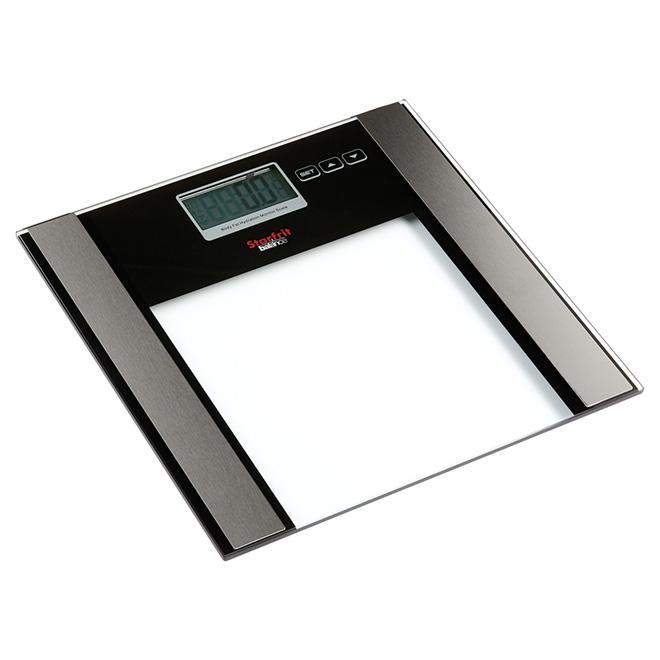 Bathroom Scale 'Body Fat Indicator. -  Bathroom Scale - Black