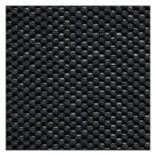 """Revêtement de tablette non-adhésif en PVC, 20"""" x 20', noir"""