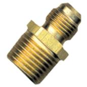 Flare Union - Brass - 3/8