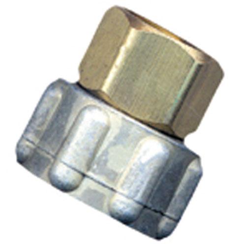 "Hose Connector - Brass - 3/4"" x 3/4"" - Female x FIP"