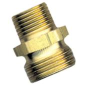 "Garden Hose Fitting - 3/4"" x 3/4"" - Male x MIP"