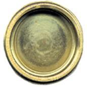 Capuchon pour boyau d'arrosage, laiton, 3/4