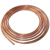 3/8-in Copper pipe
