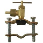 Compression Self-Tapping Saddle Valve - 1/4""