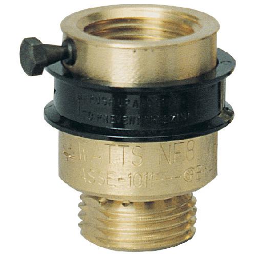 NF8 Series Hose Connection Vacuum Breaker