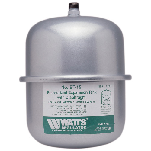 4.5 Gal. Non-Potable Water In-Line Expansion Tank