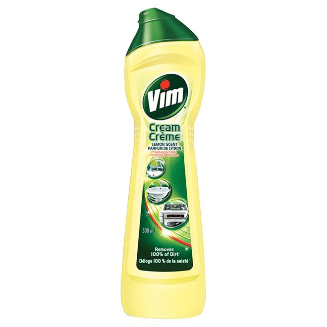 Vim Cleaner - Lemon Scent - 500 mL