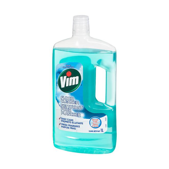 """Vim Oxy-Gel"" Cleaner"