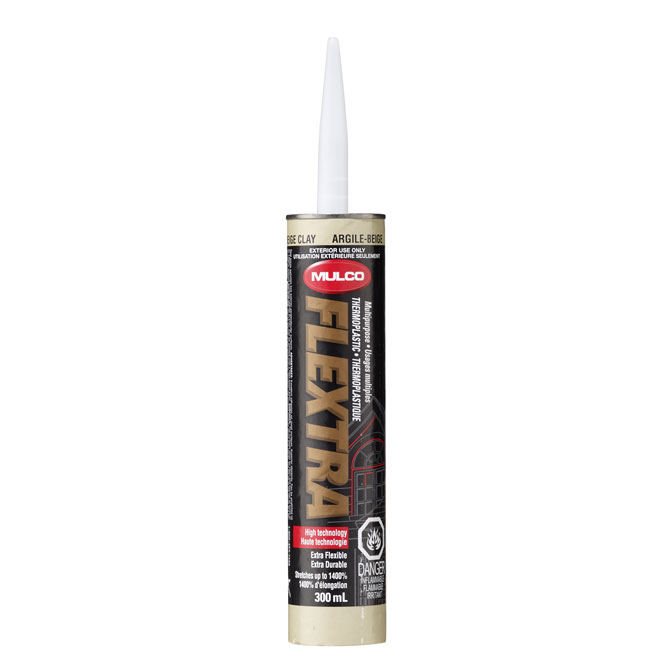 Exterior Thermoplastic Sealant 300ml - Beige Clay